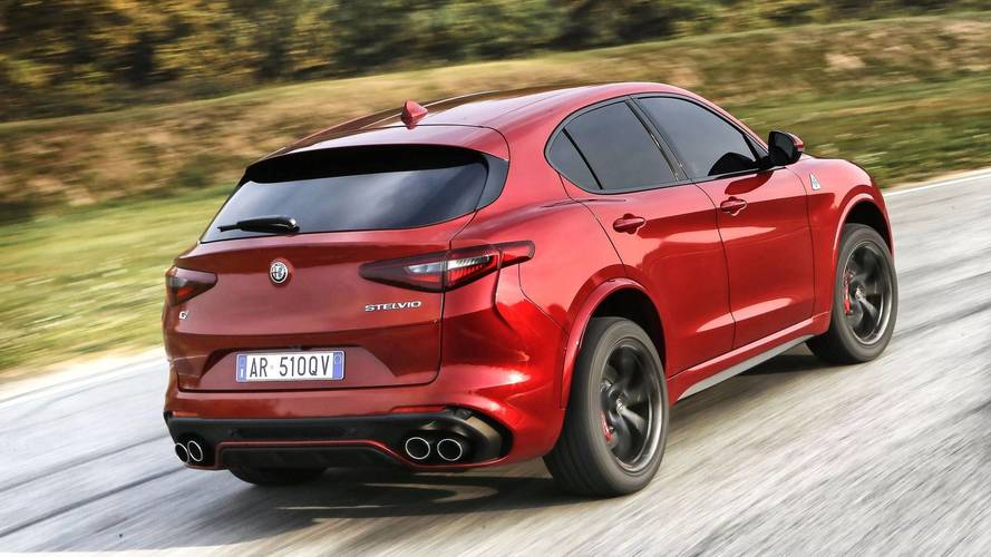 Alfa Romeo Stelvio Quadrifoglio 2018, a la venta desde 104.000 euros