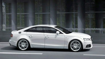 Audi A7 4 door coupe rendering