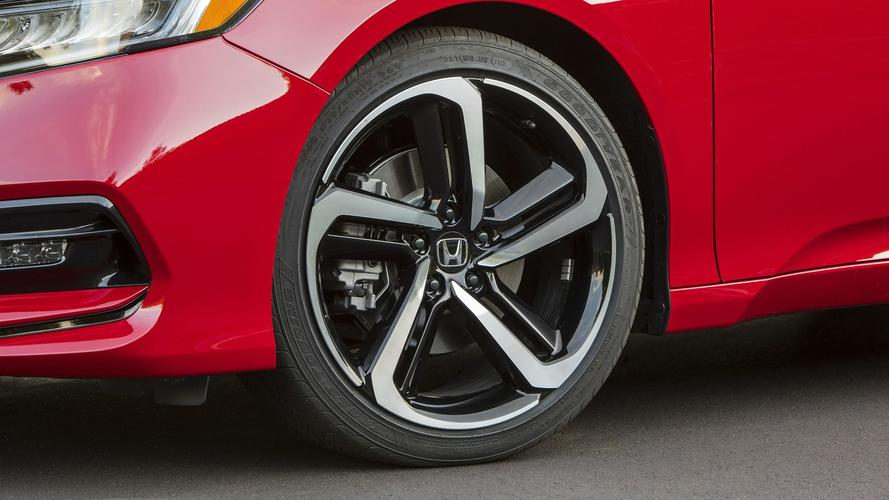 Thieves Steal Honda Accord's Wheels Twice Within A Week