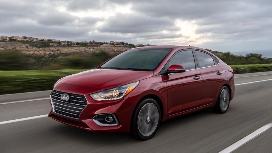 Hyundai Accent 2018 estreia nos EUA, e seria ideal no Brasil