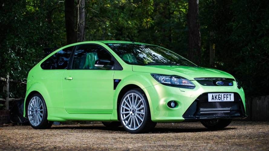 Ford Focus RS 2011 Silverstone Auctions