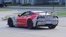 2018 Chevrolet Corvette ZR1 spy photo