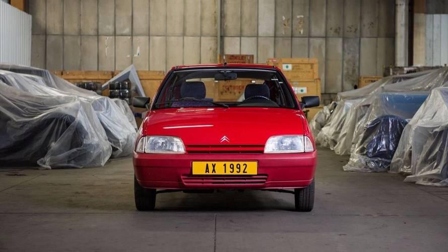 Citroën Héritage subasta 65 coches clásicos