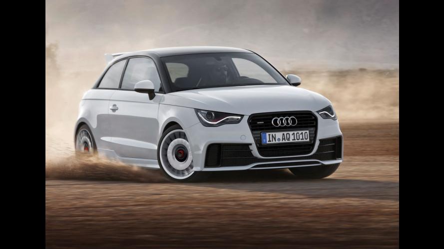 Audi Q1: la rivale della MINI Countryman