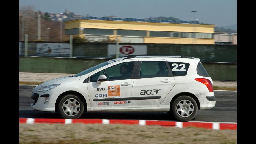 25 Ore di Magione 2011: un podio tutto francese