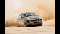 Irmão menor do Cayenne, Porsche Macan já tem site exclusivo