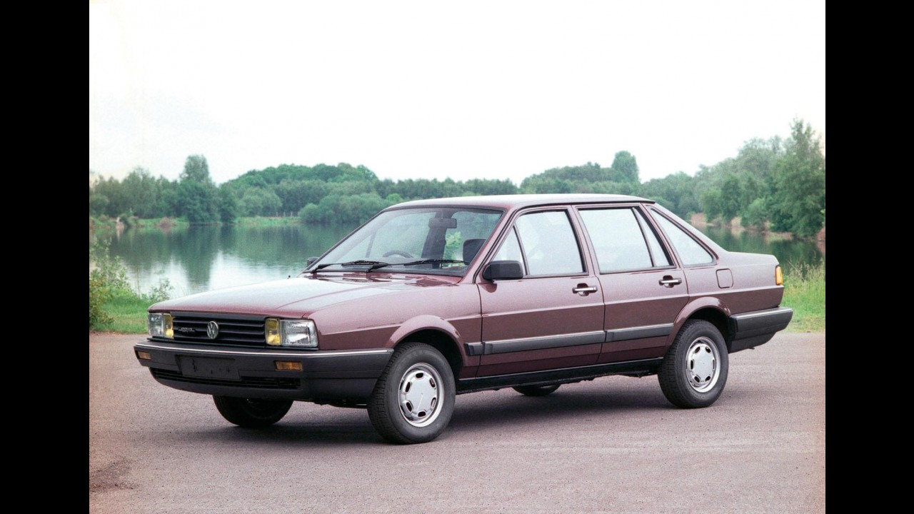 Volkswagen comemora aniversário de 40 anos do Passat na Europa