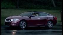 Nissan Maxima: nova geração é revelada em comercial do Super Bowl