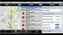 Cobra anuncia nova versão de aplicativo detector de radares