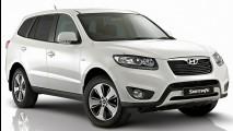Hyundai Santa Fe ganha série especial Trail na Austrália