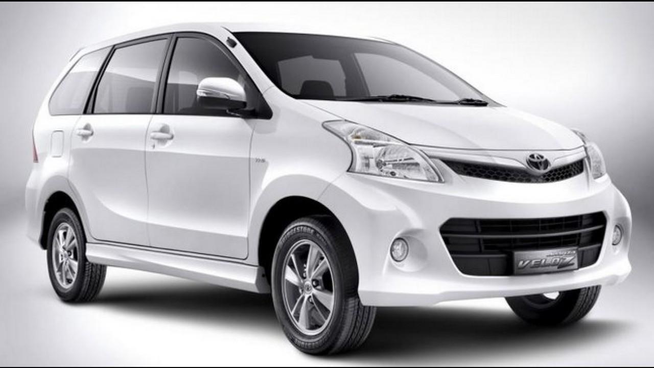 Toyota anuncia nova fábrica na Tailândia