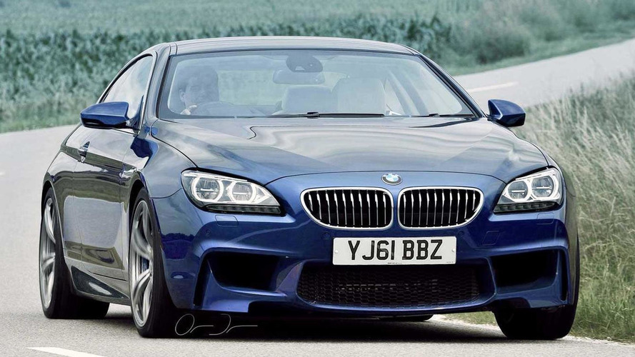 2013 BMW M6 unofficially confirmed for public debut in Geneva