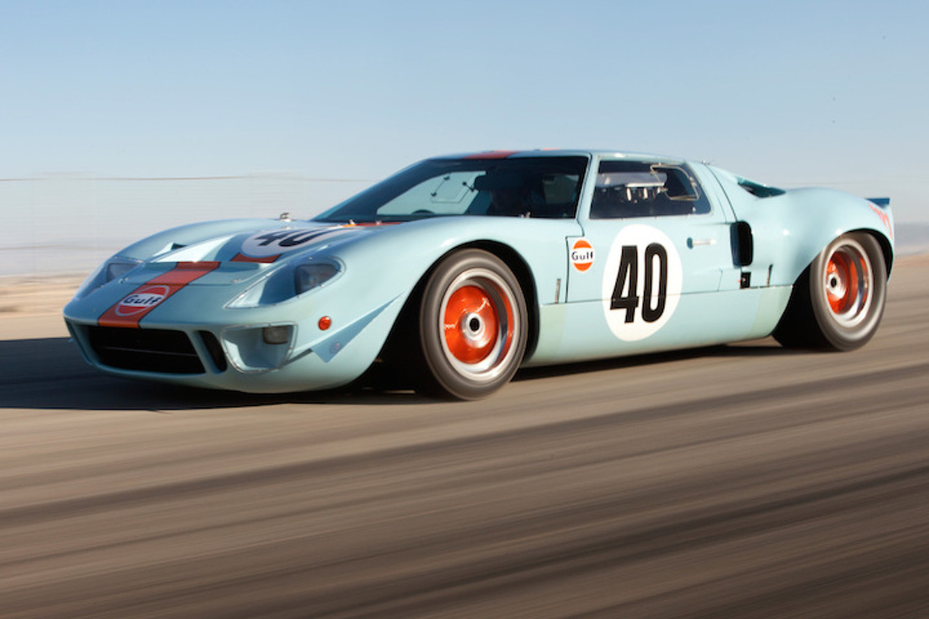 New Ford GT Will Race at Le Mans in 2016