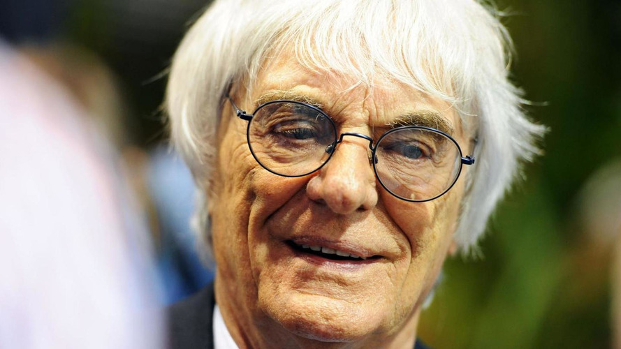 Las Vegas 'ready to go' with F1 race - Ecclestone