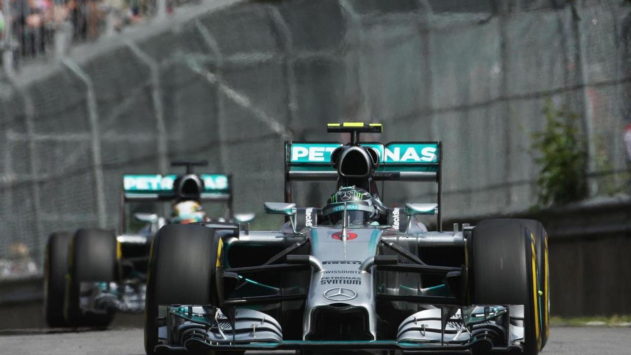 Nico Rosberg (GER), 08.06.2014, Canadian Grand Prix, Montreal / XPB