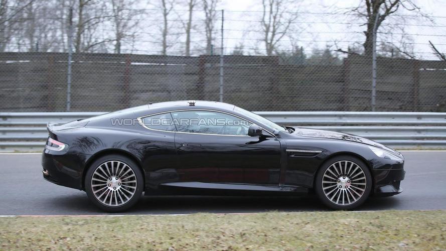 Aston Martin DB9 successor could use a turbocharged V12 engine