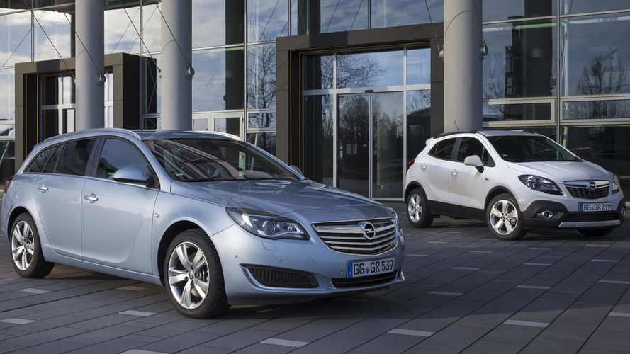 Opel's 1.6 and 2.0 'whisper diesels' now available for Mokka and Insignia