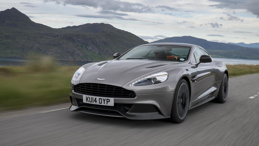 Aston Martin gets funding for new lineup, big announcements expected in Geneva