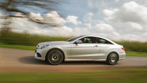 Mercedes E-Class gains more power & a new transmission in the UK