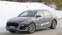 Audi Q8 Spy Photos