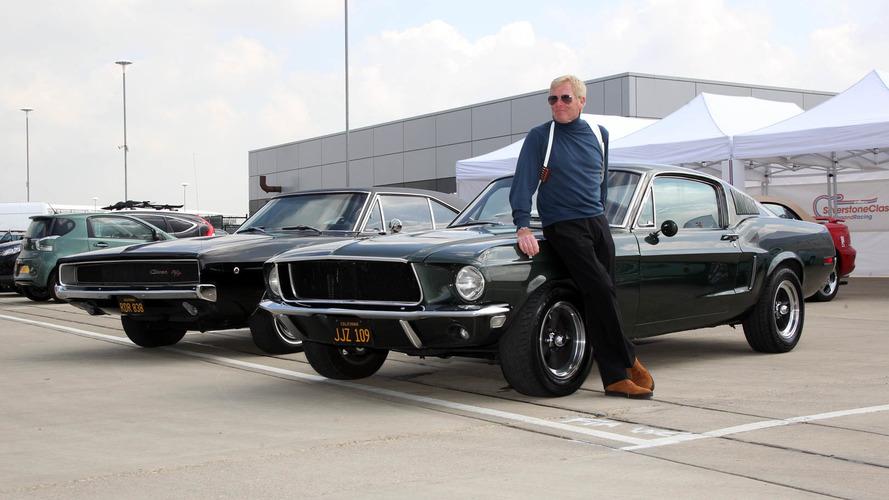 La Mustang Bullitt de Steve McQueen a été retrouvée !