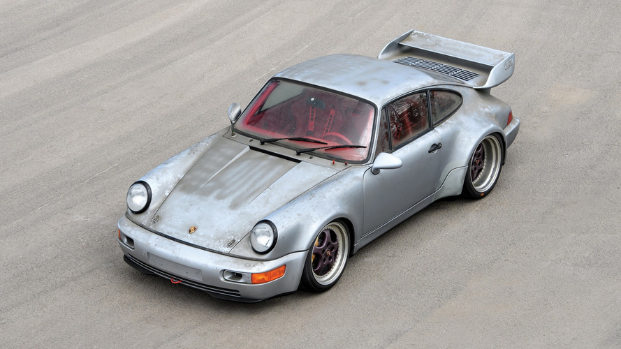 Rare 1993 Porsche 911 RSR Redefines Mint Condition