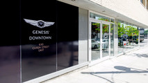 Genesis gets physical with opening of Canadian boutique