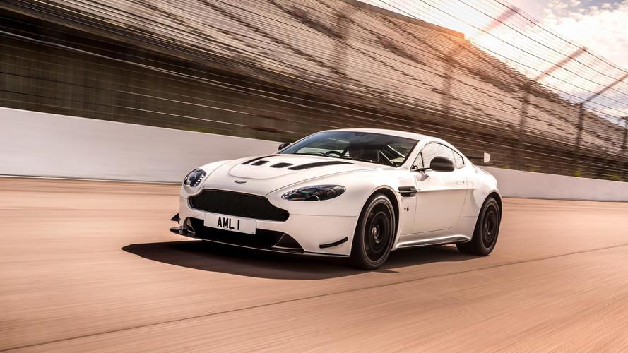 Aston Martin Vantage AMR konsept kadar ateşli görünüyor