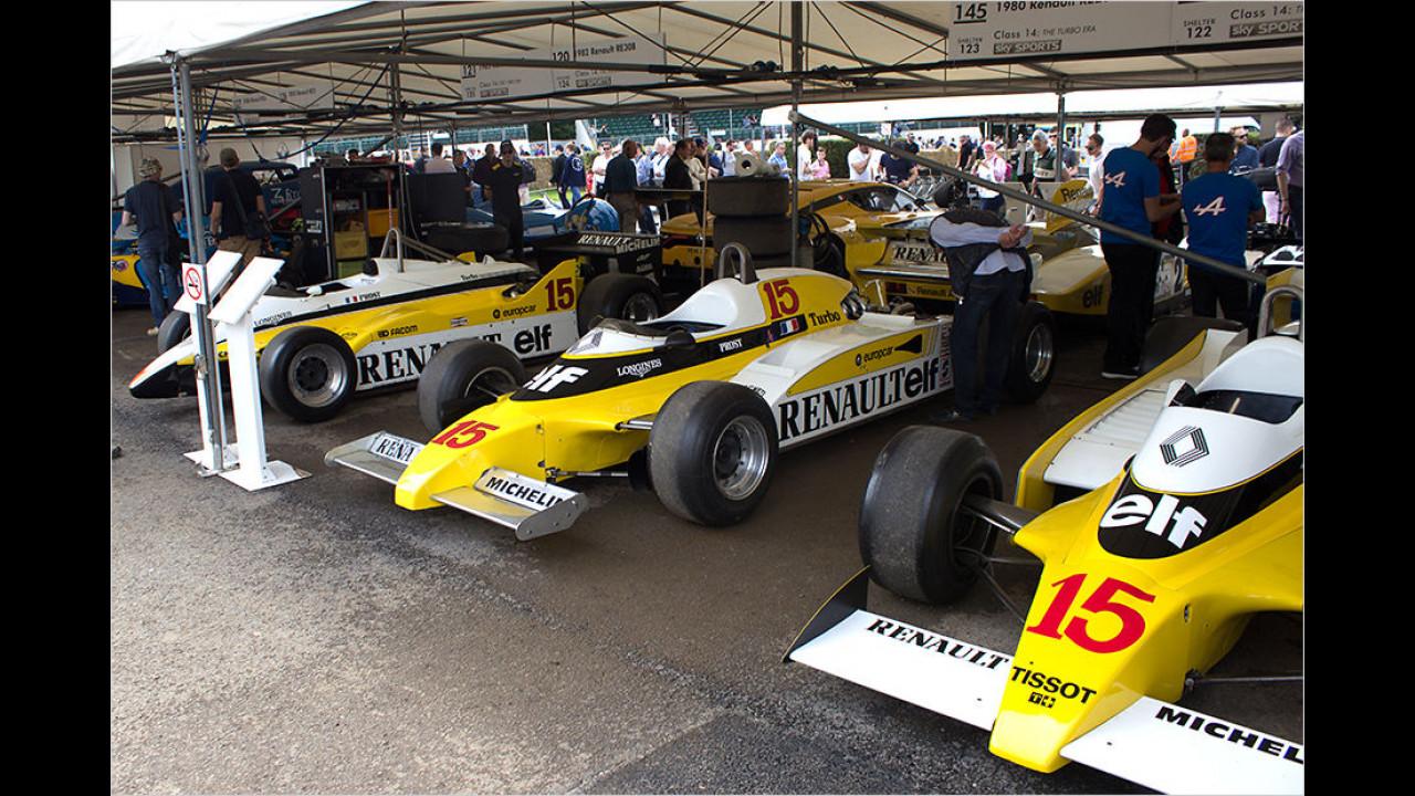Renault in der Formel 1