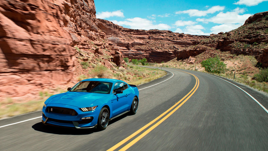2018 Ford Mustang Shelby GT350 And Art