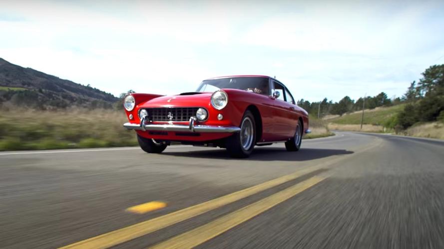 Este Ferrari 250 GTE esconde una sorpresa... en forma de motor Chevrolet