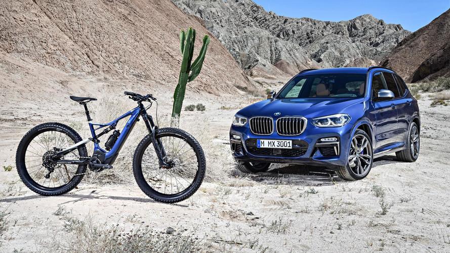 BMW X3 2018 y su complemento perfecto