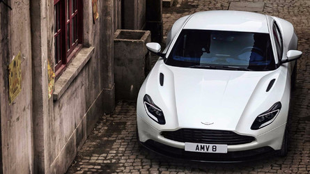 Aston Martin DB11 Turbo V8 Takes A Bow