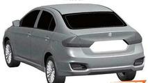 Suzuki Authentics production version patent sketch