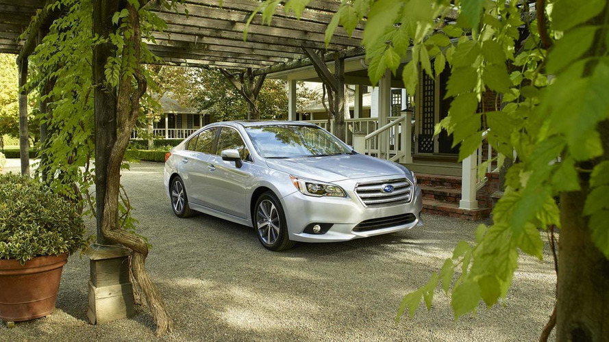 Subaru Impreza Sedan e Legacy têm desconto de mais de R$ 8.000