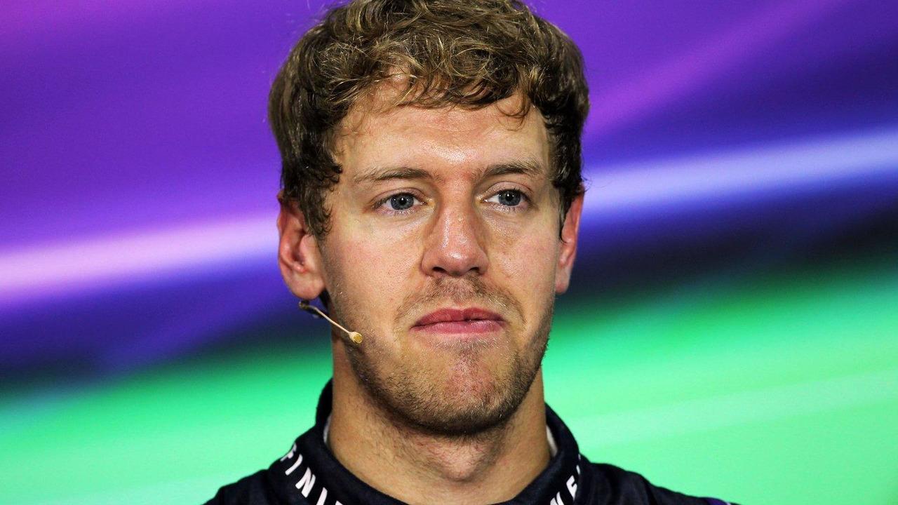 Sebastian Vettel 07.07.2013 German Grand Prix
