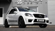 Mercedes M-Class by Prior Design 09.5.2012