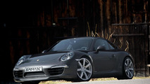 Sportec SP 370 - based on the Porsche 911 (991) 05.3.2012
