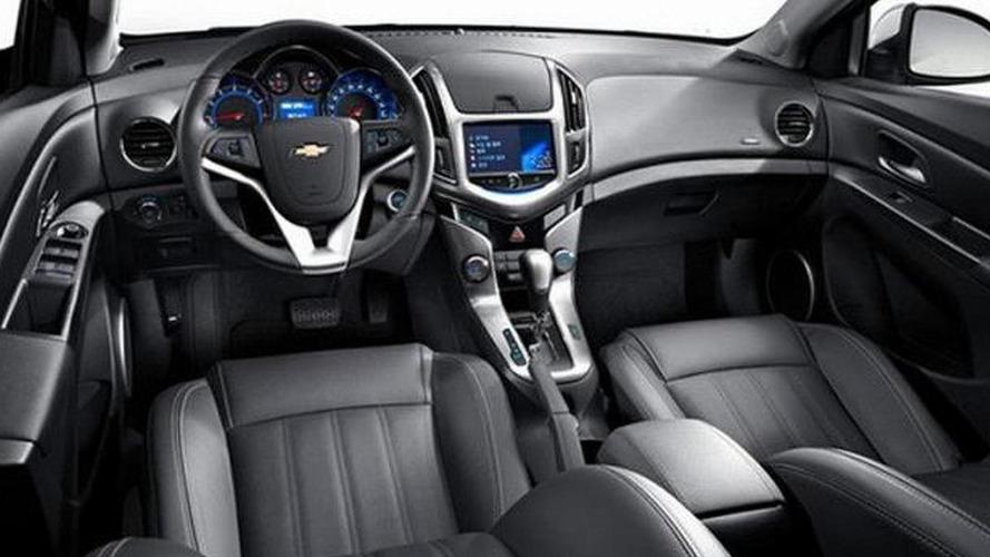 Chevrolet Cruze sedan/hatch facelift official images surface [video]