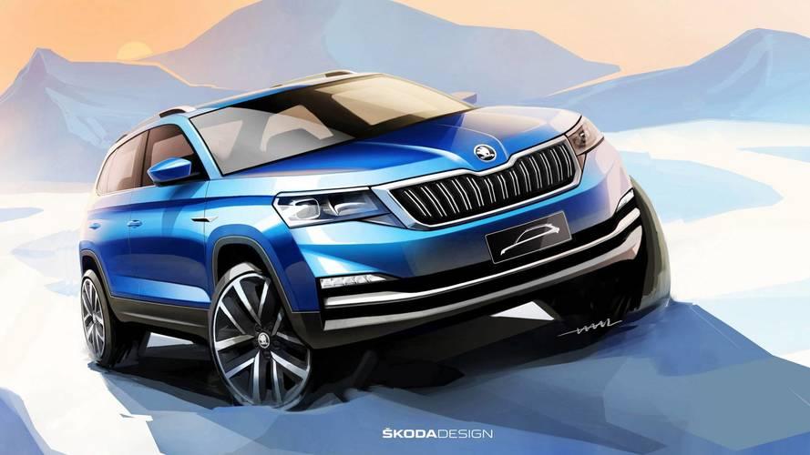Skoda, un nuovo SUV al Salone di Pechino