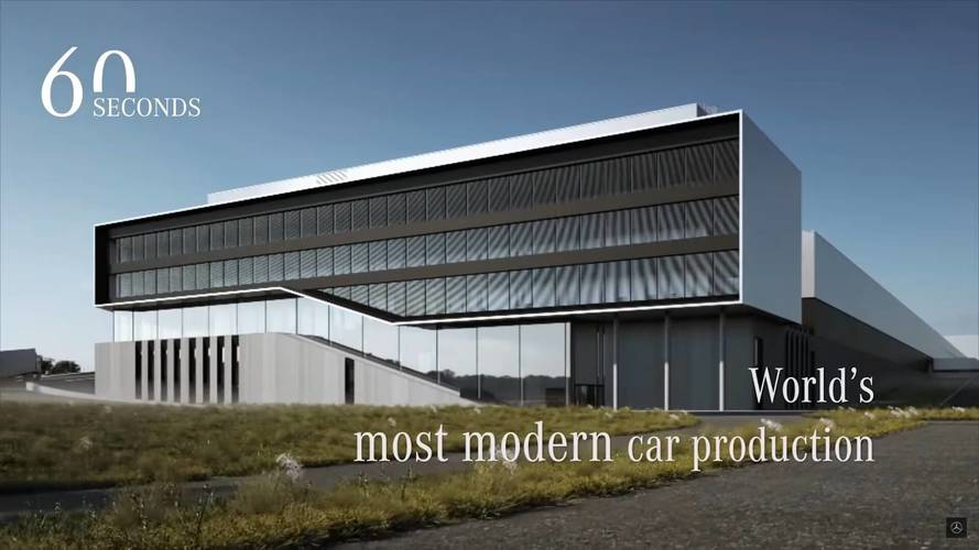 Mercedes Gives Virtual Tour Of