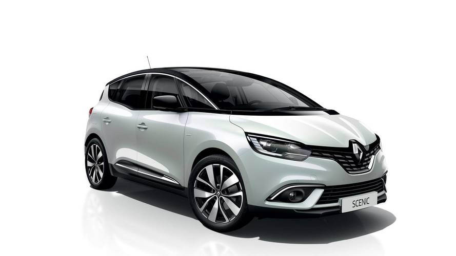 Renault Scénic Limited