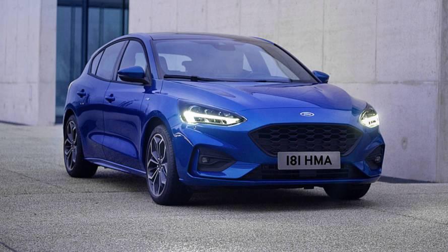 Ford Focus, vecchia e nuova a confronto