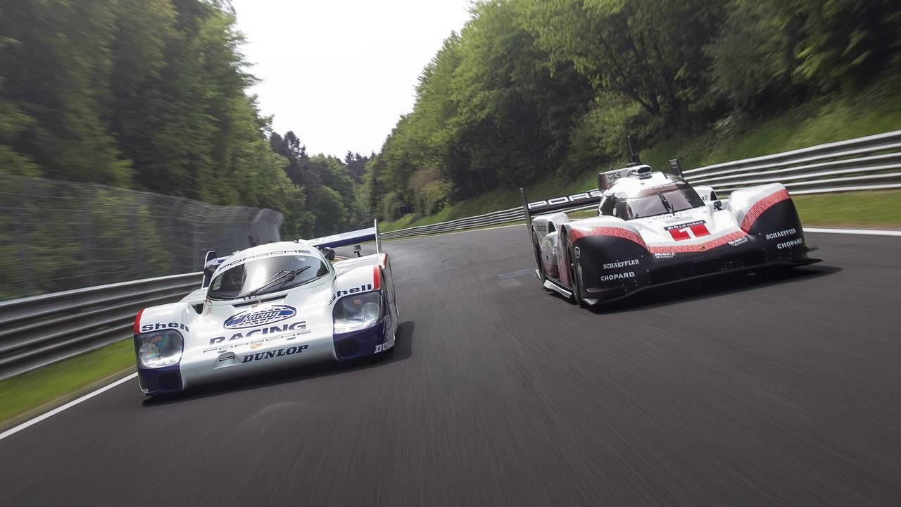 n rburgring math porsche 919 evo might do sub 5 minute lap. Black Bedroom Furniture Sets. Home Design Ideas