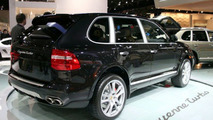 2008 Porsche Cayenne Unveiled at NAIAS