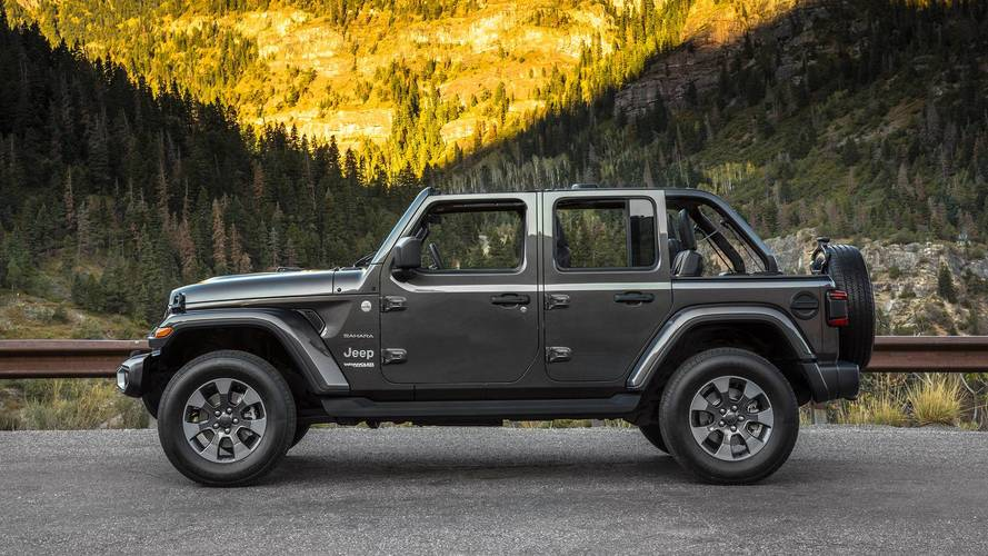 2018 Jeep Wrangler First Drive Evolving Legend