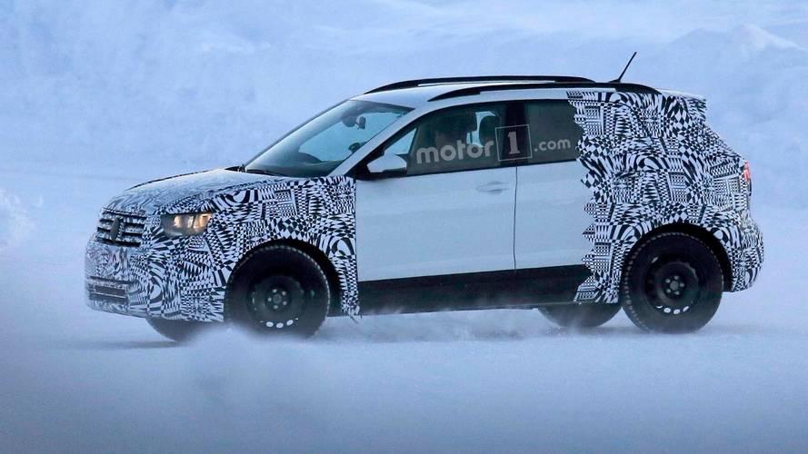 Volkswagen confirma T-Cross (SUV do Polo) para 1º semestre de 2019