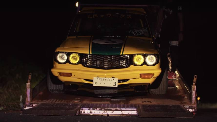 Video Shows Just How Crazy And Awesome Japan's Car Culture Is