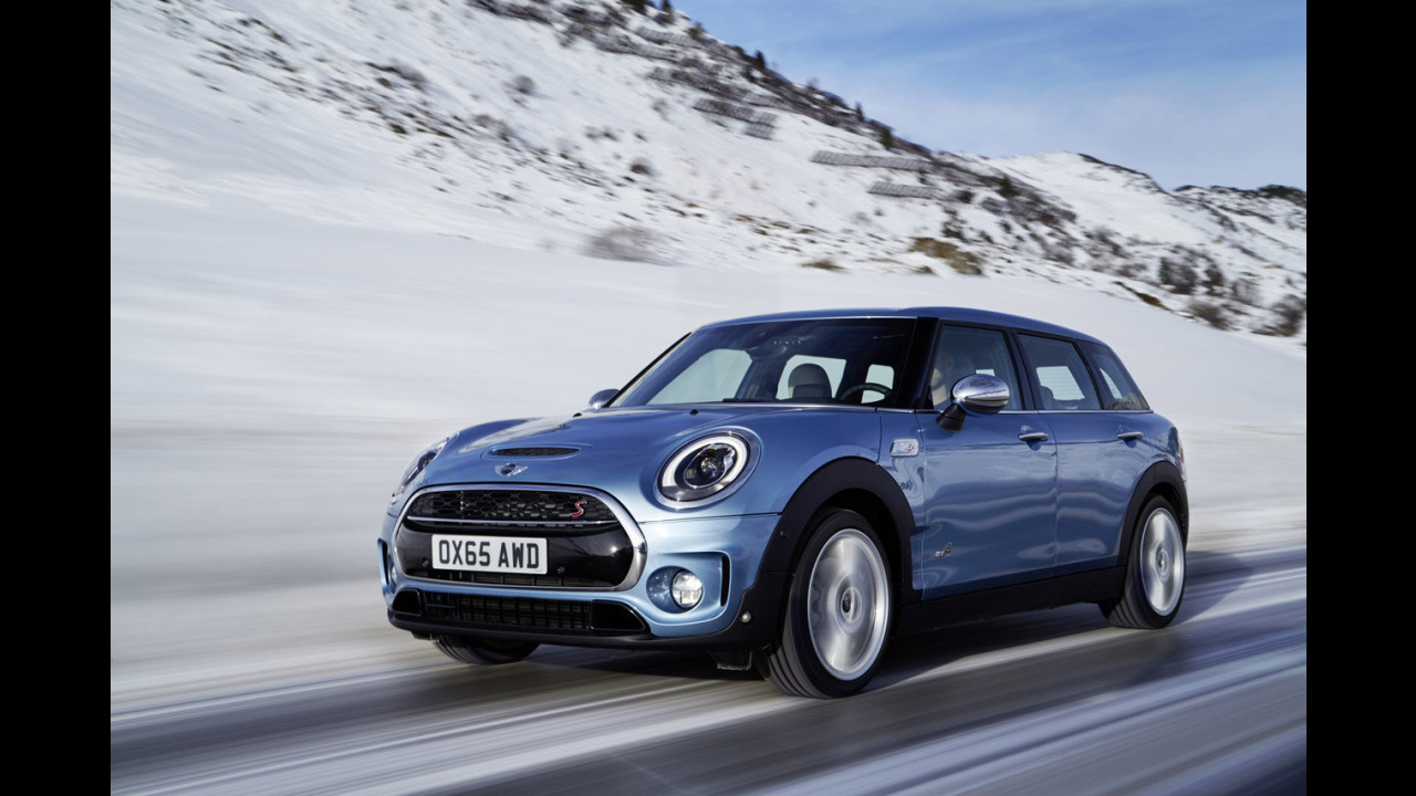 Nuova MINI Clubman ALL4