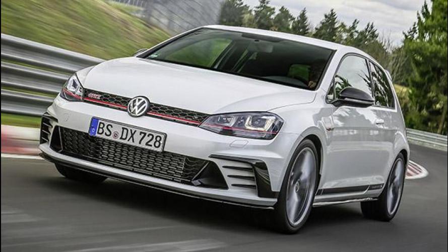 Volkswagen Golf GTI Clubsport S, record al Nurburgring